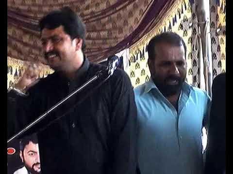 zakir m12 Zakir gulam ali bhatti majlis 21 Muharram 2018 koat kameer morah khunda
