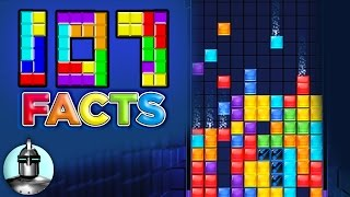 107 Tetris Facts that YOU Should Know! | The Leaderboard