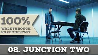 Quantum Break Walkthrough part 8 JUNCTION 2 (Hard, All Collectibles)