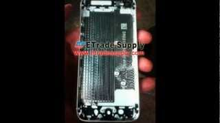 Real iPhone 5 parts leaked again or the other model.mp4