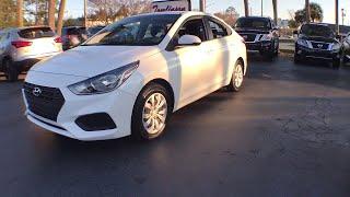 2018 Hyundai Accent Gainesville, Ocala, Lake City, Jacksonville, St Augustine, FL 8314