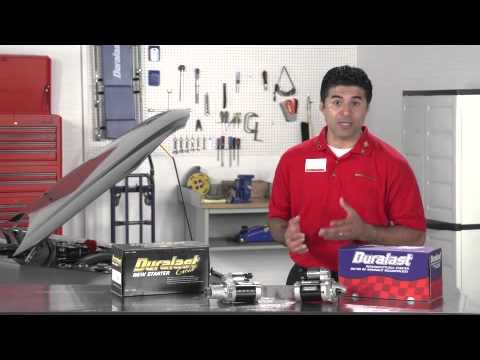Choosing a Starter - New or Remanufactured?