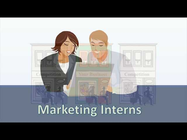 How Can Hiring Interns Solve Your Market Research Problems