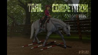 TRAIL COMPETITION - SSO Speededit || Mystrey