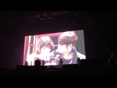 [Fancam] 130518 TVXQ! 'CATCH ME WORLD TOUR' KL - Before U Go + VCR
