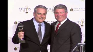 Hughes Network Systems wins a Gold Stevie Award at the 2015 Stevie Awards