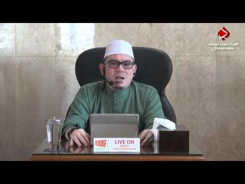 Hukum-Hukum Yang Khusus Tentang Puasa Bagi Wanita #2 - Ustadz Ahmad Zainuddin, Lc
