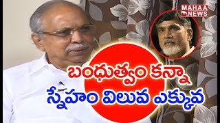 BJP Targets Me In 1966 | Jayaram Reddy About BJP Crime History | MAHAA NEWS