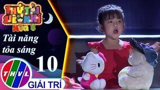 THVL | Thử tài siêu nhí Mùa 3 - Tập 10[3]: Cha tôi, Khúc hát mừng sinh nhật - Đỗ Hoàng Minh Vy