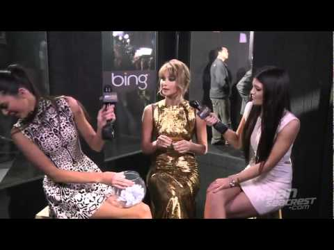 Kendall and Kylie interview Miley Cyrus