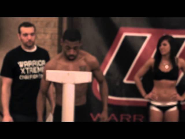 Murjan Flowers VS Bryan Scott Pre Fight Interview