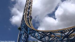 Superman Escape From Krypton Off Ride HD Six Flags Magic Mountain