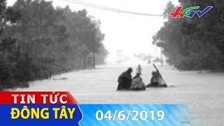 Người hùng trong cơn lũ dữ   TIN TỨC ĐÔNG TÂY - 04/6/2019