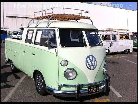 VW BUS OCTO Meet