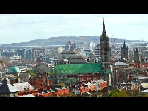 DUBLIN - Irlanda / Ireland - City tour - Guinness Store House Museum - Tourism / Travel / Irish