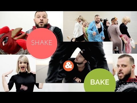 Taylor Swift- Shake It Off [parody] shake And Bake Starring Danny Franzese And Adrian Anchondo video