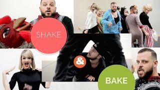 "Taylor Swift- Shake it Off [Parody] ""Shake and Bake"" Starring Danny Franzese and Adrian Anchondo"