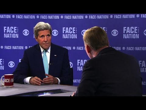 "John Kerry: 2016 campaign rhetoric is ""an embarrassment to our country"""