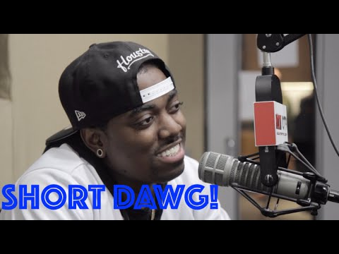 "Short Dawg Talks ""8 Oz"" EP Working With 2 Chainz, Lil Wayne, And Advice From Russell Simmons"