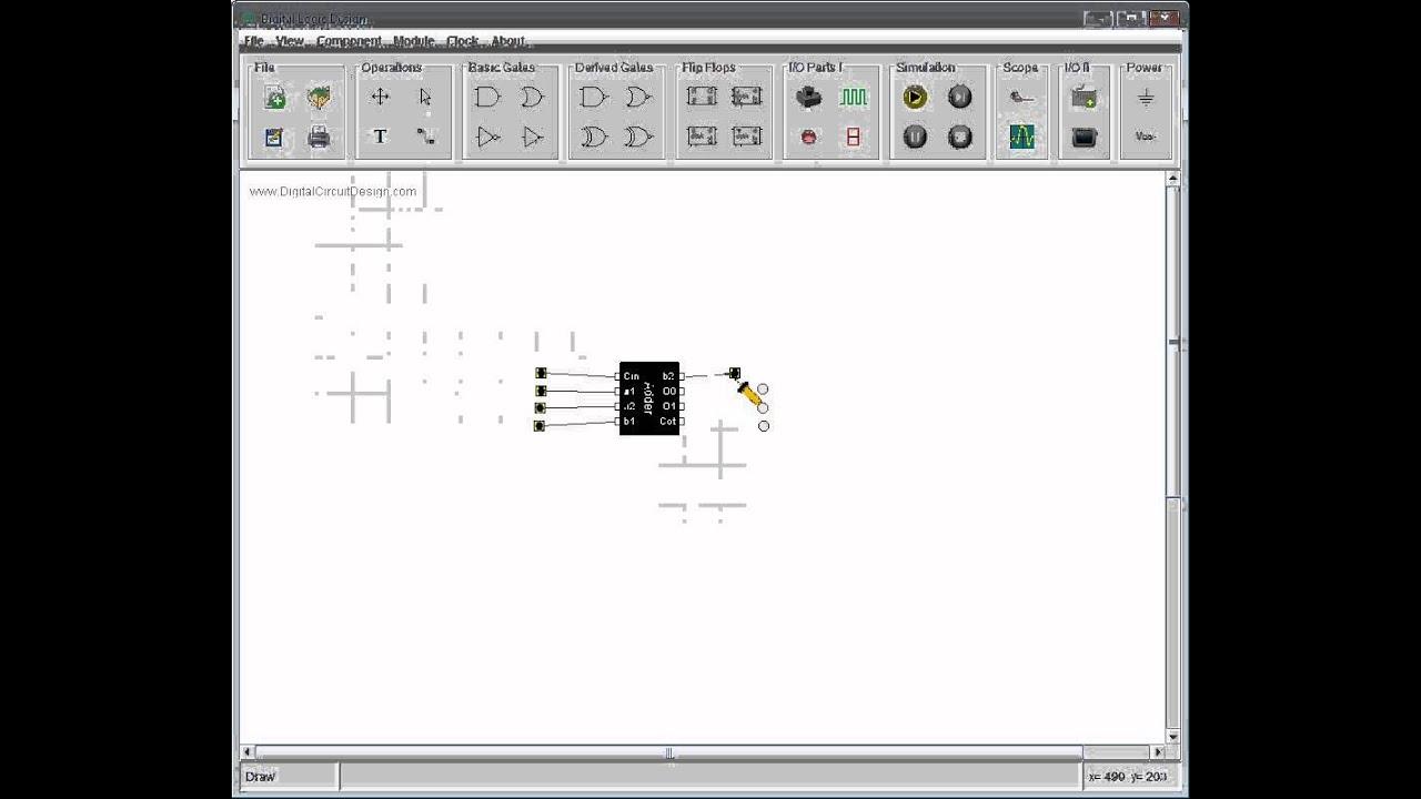 Digital Electronics Tutorial - Part 6 - YouTube