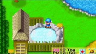 Harvest Moon: FoMT - Summer - GBA