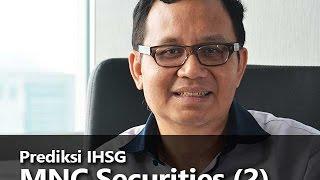 Prediksi IHSG MNC Securities (2)