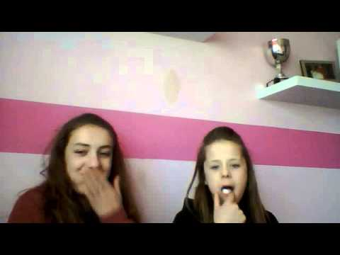 Chubby Bunny Challenge With Kayleigh! video