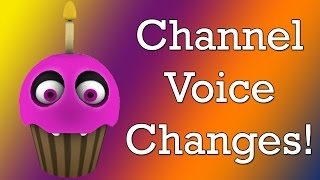 Behind the BOOM #1: Channel voice changes!