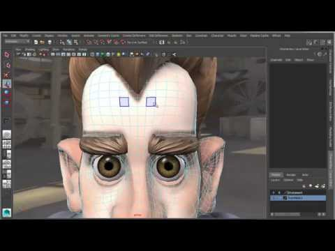 Maya 2015 Modeling Improvements (Part1)