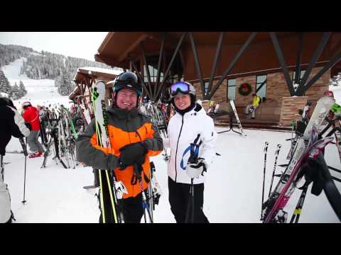 Vail Unscripted: skiing during the holidays in Vail