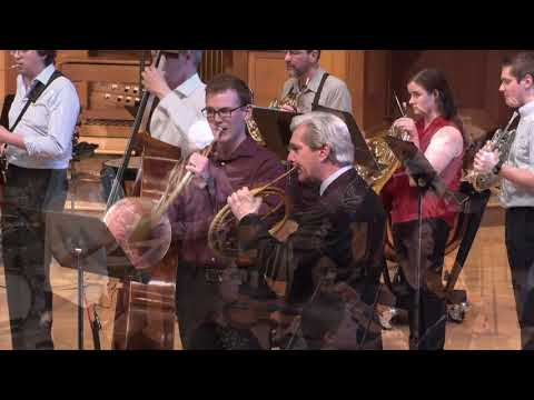 Horn Ensemble & Friends - May 19, 2018