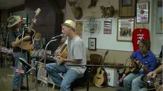 "Roger D. Ferris sings his ""Yabba Dabba Do (The King Is Gone & So Are You)"" 8/4/12"