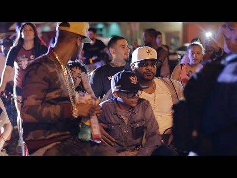 Jim Jones And Juelz Santana At Sxsw 2015 6th Street Austin Texas ! video