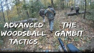 Paintball Sniper Assassin Ninja The Gambit Advanced Woodsball Tactics by Trails of Doom
