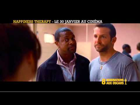 Happiness Therapy (Silver Linings Playbook) - Dès le 30 janvier 2013 au cinéma! streaming vf