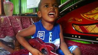 Oporadhi song cover by 3 years kid|| অপরধী|Bangla New Song 2018