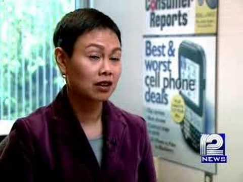 Consumer Reports Ranks Cell Phone Providers
