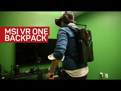 This computer is a VR backpack