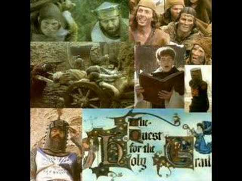 Monty Python Holy Grail Theme Song video