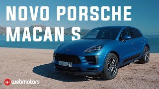 Novo Porsche Macan S: Testamos o SUV nas estradas da Espanha - Webmotors
