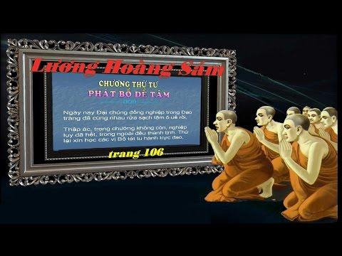 Lương Hoàng Sám - chương 4,  Ngày 11 - 10 - 2015