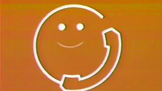 電電公社オレンジライン  テレ太君 CM   1984年 60fps