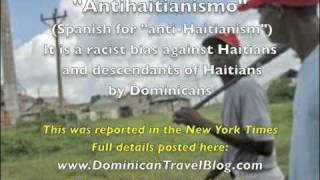 Haiti Baseball Racism, The Angel Luis Joseph Story