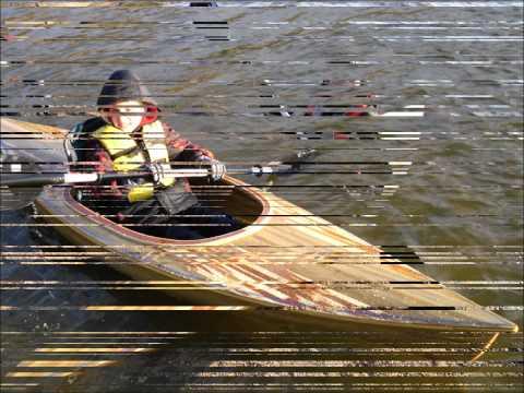 Kayak. own design. Elias Zouras
