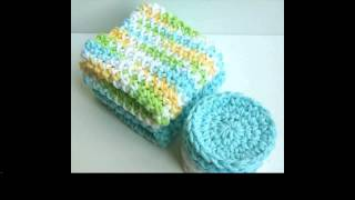 crochet patterns dishcloth