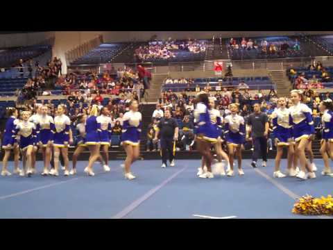 Edna Hill Middle School USA Competition