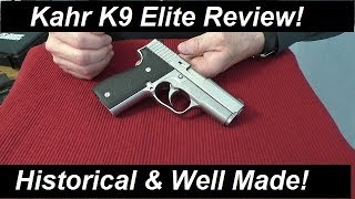 Kahr S9: Evolved. Refined. Improved?