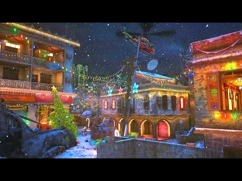 Modern Warfare Remastered New Maps! Winter Crash Gun Game Hardpoint & More!