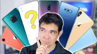¿QUÉ TELÉFONO COMPRAR? Mejores móviles 2018 - 2019