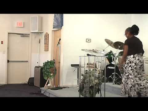 Hear the WORD - Trouble Maker - Pastor/Evangelist TokQueen Watts - 4May14